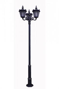 Prezentare produs Stalpi ornamentali pentru iluminat stradal, parcuri, gradini BRAMAL LIGHT - Poza 18