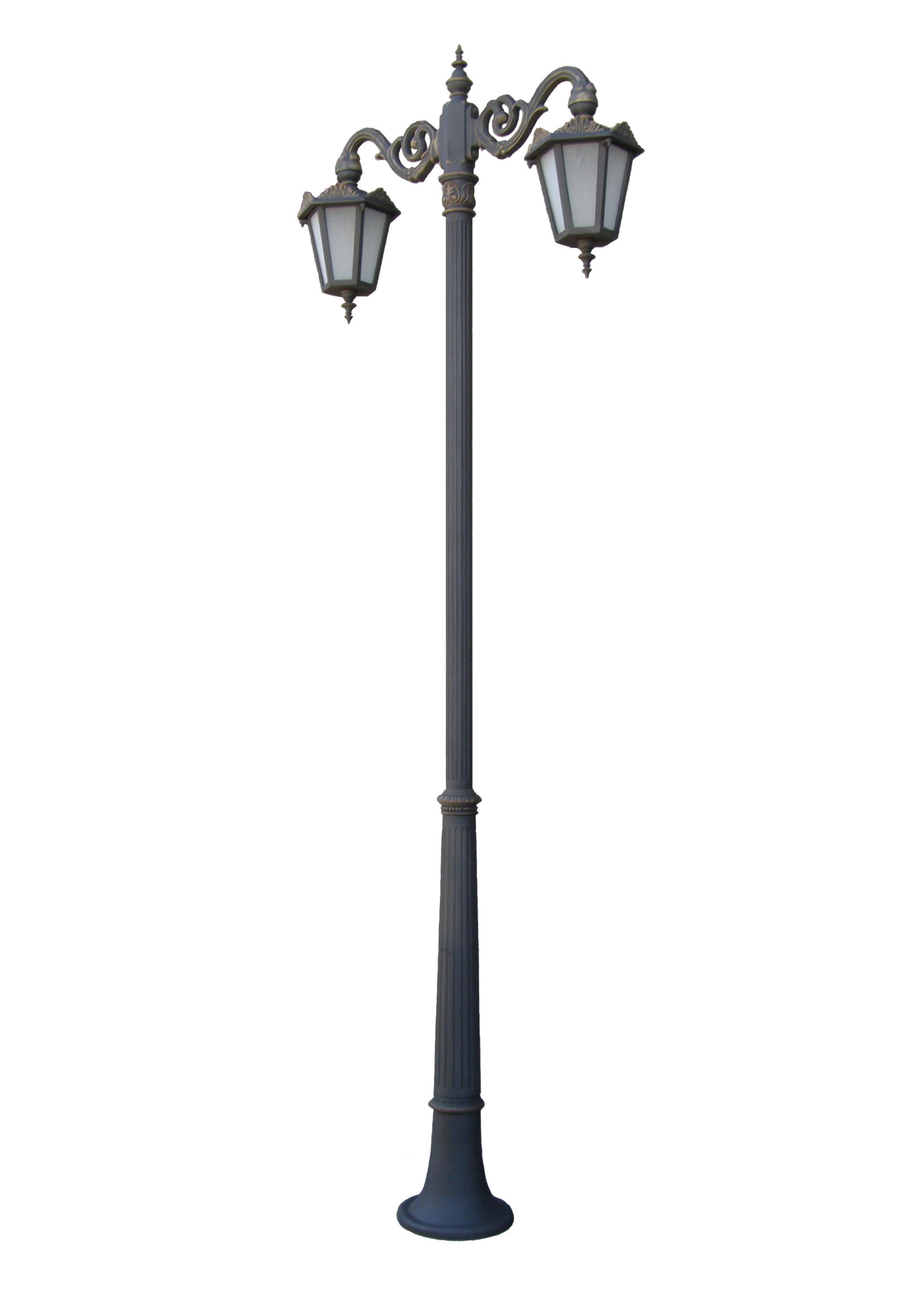 Stalpi ornamentali pentru iluminat stradal, parcuri, gradini BRAMAL LIGHT - Poza 20