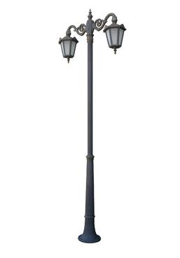 Prezentare produs Stalpi ornamentali pentru iluminat stradal, parcuri, gradini BRAMAL LIGHT - Poza 20