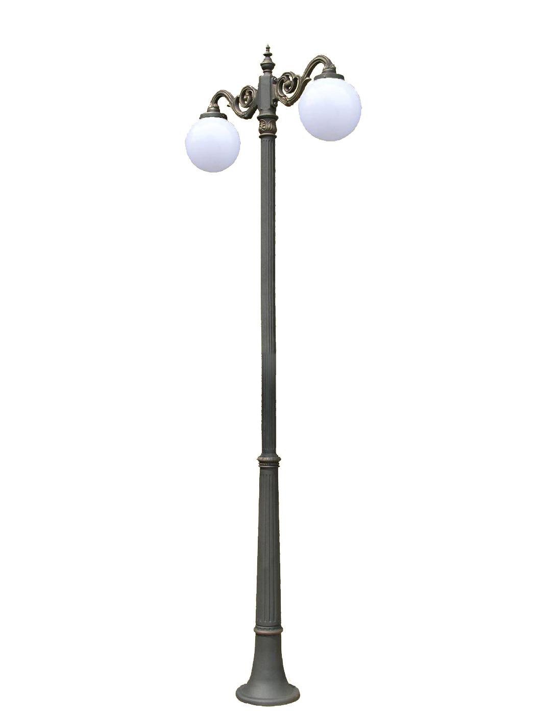 Stalpi ornamentali pentru iluminat stradal, parcuri, gradini BRAMAL LIGHT - Poza 22