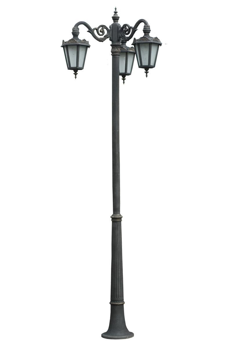 Stalpi ornamentali pentru iluminat stradal, parcuri, gradini BRAMAL LIGHT - Poza 23