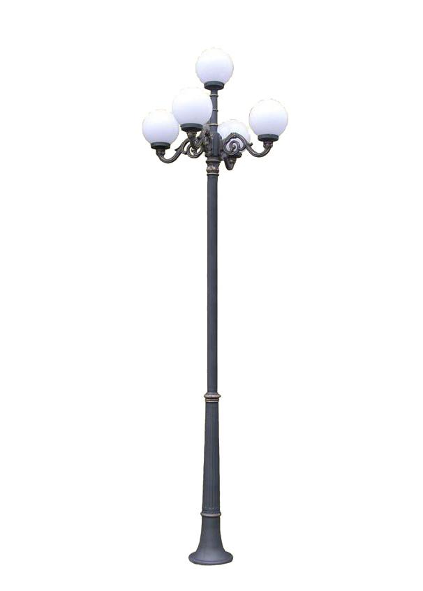 Stalpi ornamentali pentru iluminat stradal, parcuri, gradini BRAMAL LIGHT - Poza 25