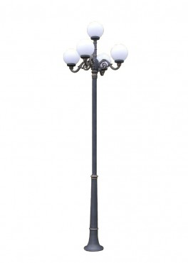 Prezentare produs Stalpi ornamentali pentru iluminat stradal, parcuri, gradini BRAMAL LIGHT - Poza 25