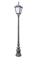 Stalp ornamentali pentru iluminat Plaza 1FSM | Stalpi ornamentali pentru iluminat stradal, parcuri, gradini |