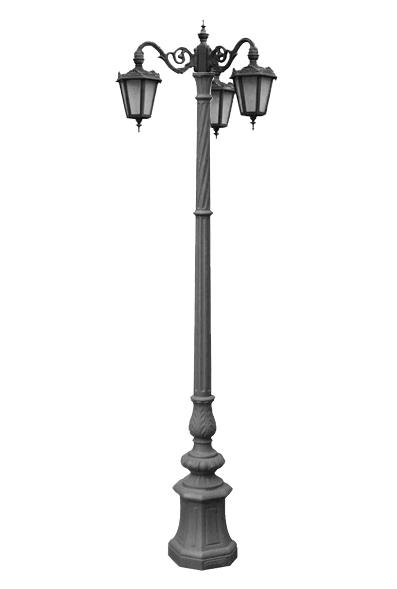Stalpi ornamentali pentru iluminat stradal, parcuri, gradini BRAMAL LIGHT - Poza 27