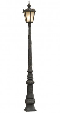 Prezentare produs Stalpi ornamentali pentru iluminat stradal, parcuri, gradini BRAMAL LIGHT - Poza 28