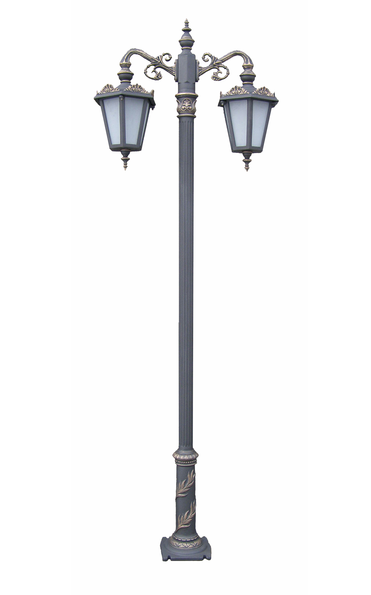 Stalpi ornamentali pentru iluminat stradal, parcuri, gradini BRAMAL LIGHT - Poza 32