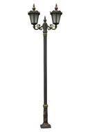 Stalp ornamentali pentru iluminat Viena 2FS | Stalpi ornamentali pentru iluminat stradal, parcuri, gradini |