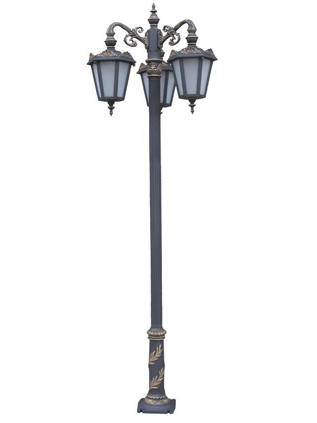 Stalpi ornamentali pentru iluminat stradal, parcuri, gradini BRAMAL LIGHT - Poza 34