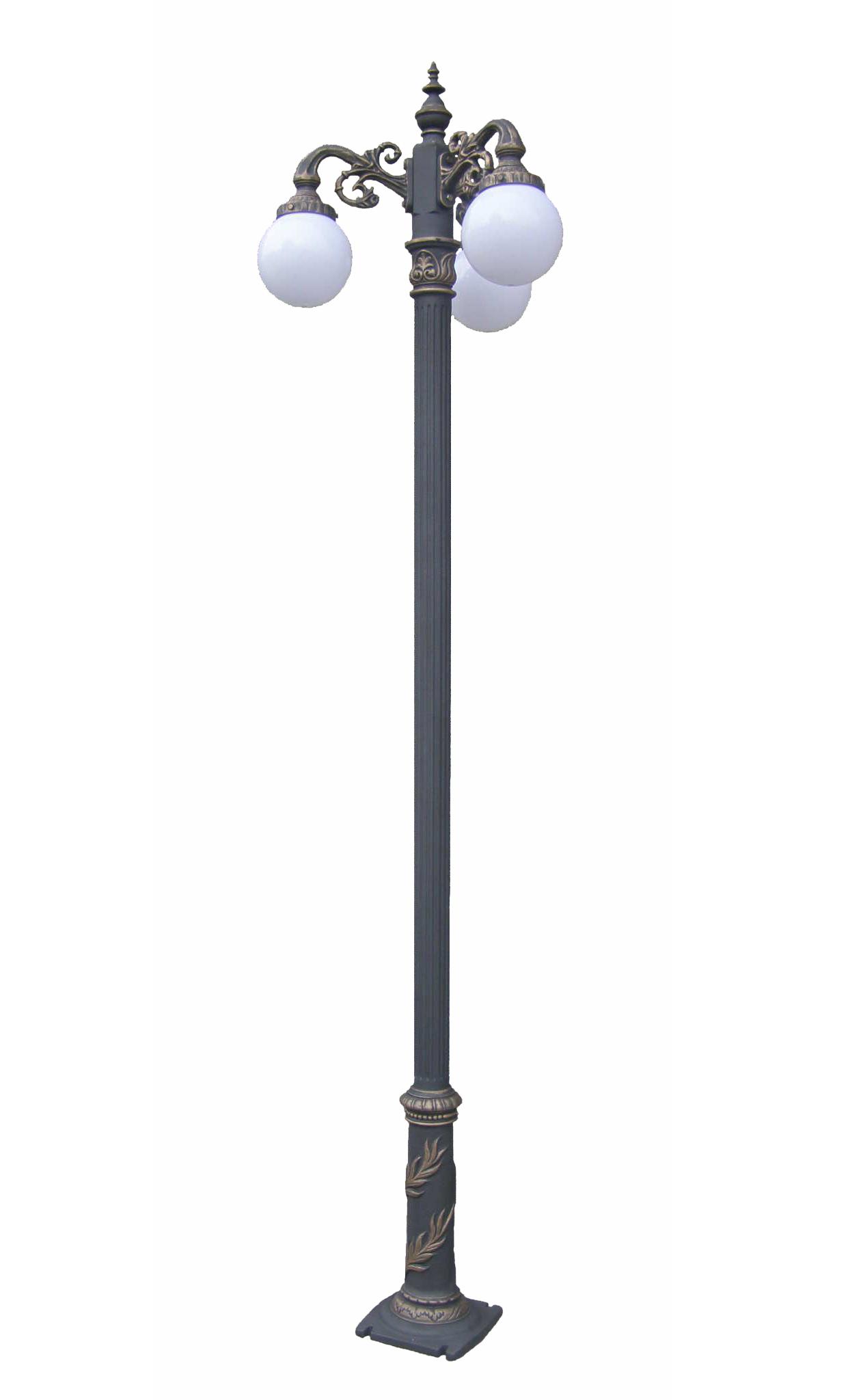Stalpi ornamentali pentru iluminat stradal, parcuri, gradini BRAMAL LIGHT - Poza 36