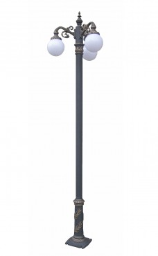 Prezentare produs Stalpi ornamentali pentru iluminat stradal, parcuri, gradini BRAMAL LIGHT - Poza 36