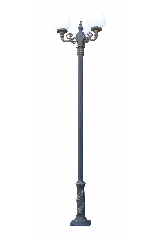 Stalpi ornamentali pentru iluminat stradal, parcuri, gradini BRAMAL LIGHT - Poza 37