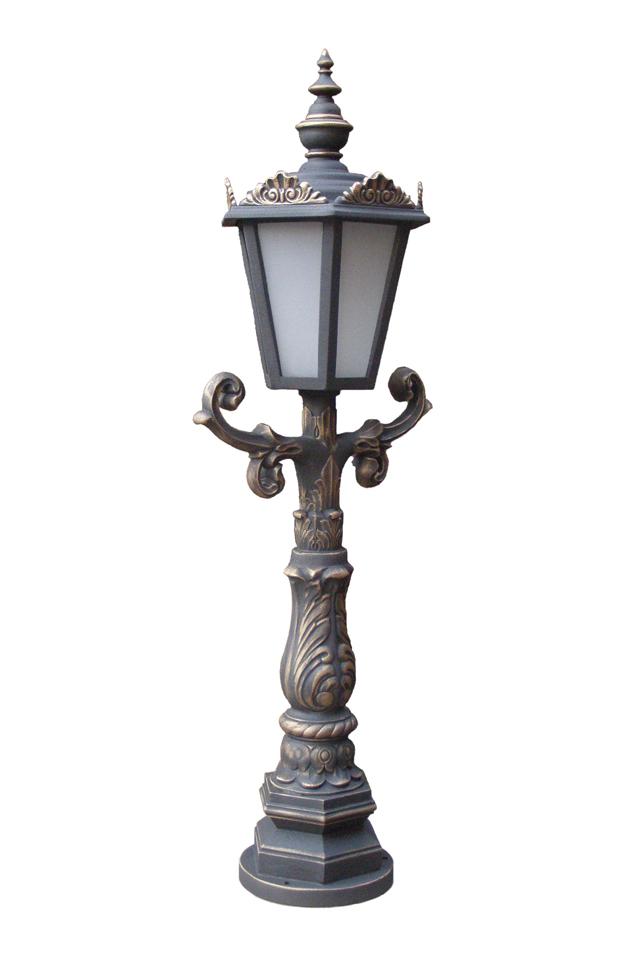 Stalpisori ornamentali de iluminat BRAMAL LIGHT - Poza 2