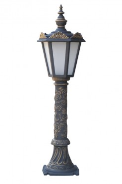 Prezentare produs Stalpisori ornamentali de iluminat BRAMAL LIGHT - Poza 3
