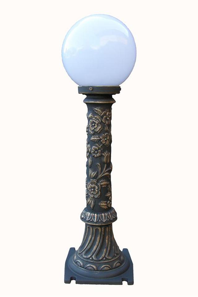 Stalpisori ornamentali de iluminat BRAMAL LIGHT - Poza 4