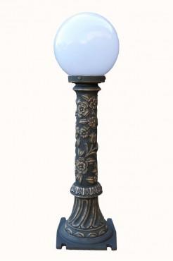 Prezentare produs Stalpisori ornamentali de iluminat BRAMAL LIGHT - Poza 4