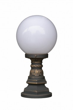 Prezentare produs Stalpisori ornamentali de iluminat BRAMAL LIGHT - Poza 6