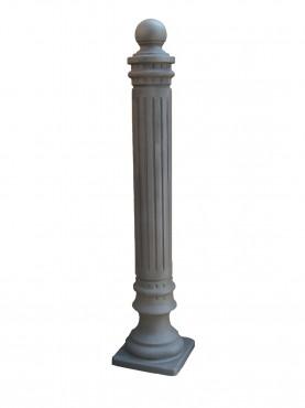 Prezentare produs Stalpi ornamentali de protectie si delimitare BRAMAL LIGHT - Poza 1