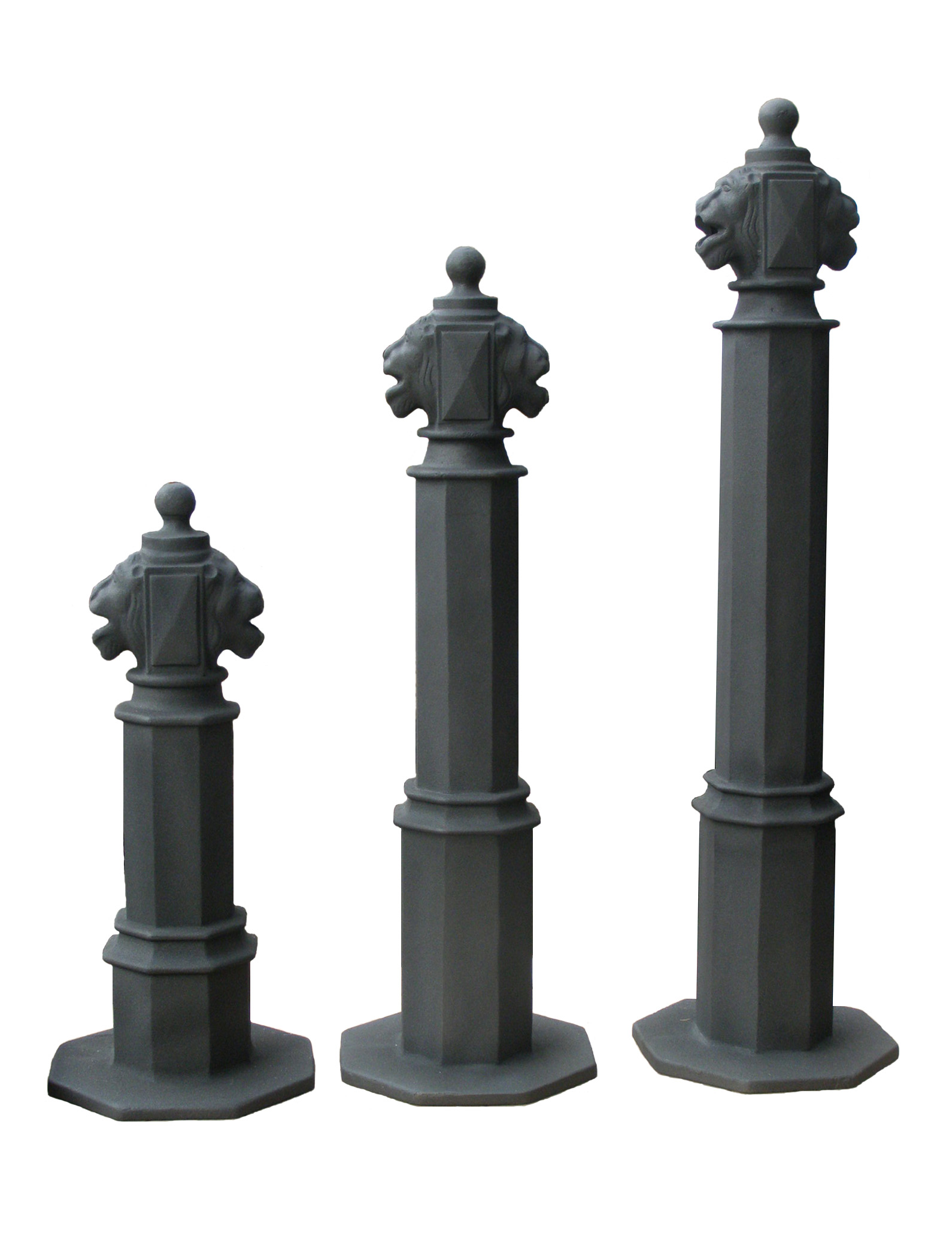 Stalpi ornamentali de protectie si delimitare BRAMAL LIGHT - Poza 3