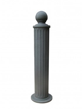 Prezentare produs Stalpi ornamentali de protectie si delimitare BRAMAL LIGHT - Poza 5