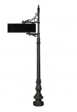 Prezentare produs Stalpi pietonali pentru indicatoare stradale BRAMAL LIGHT - Poza 1