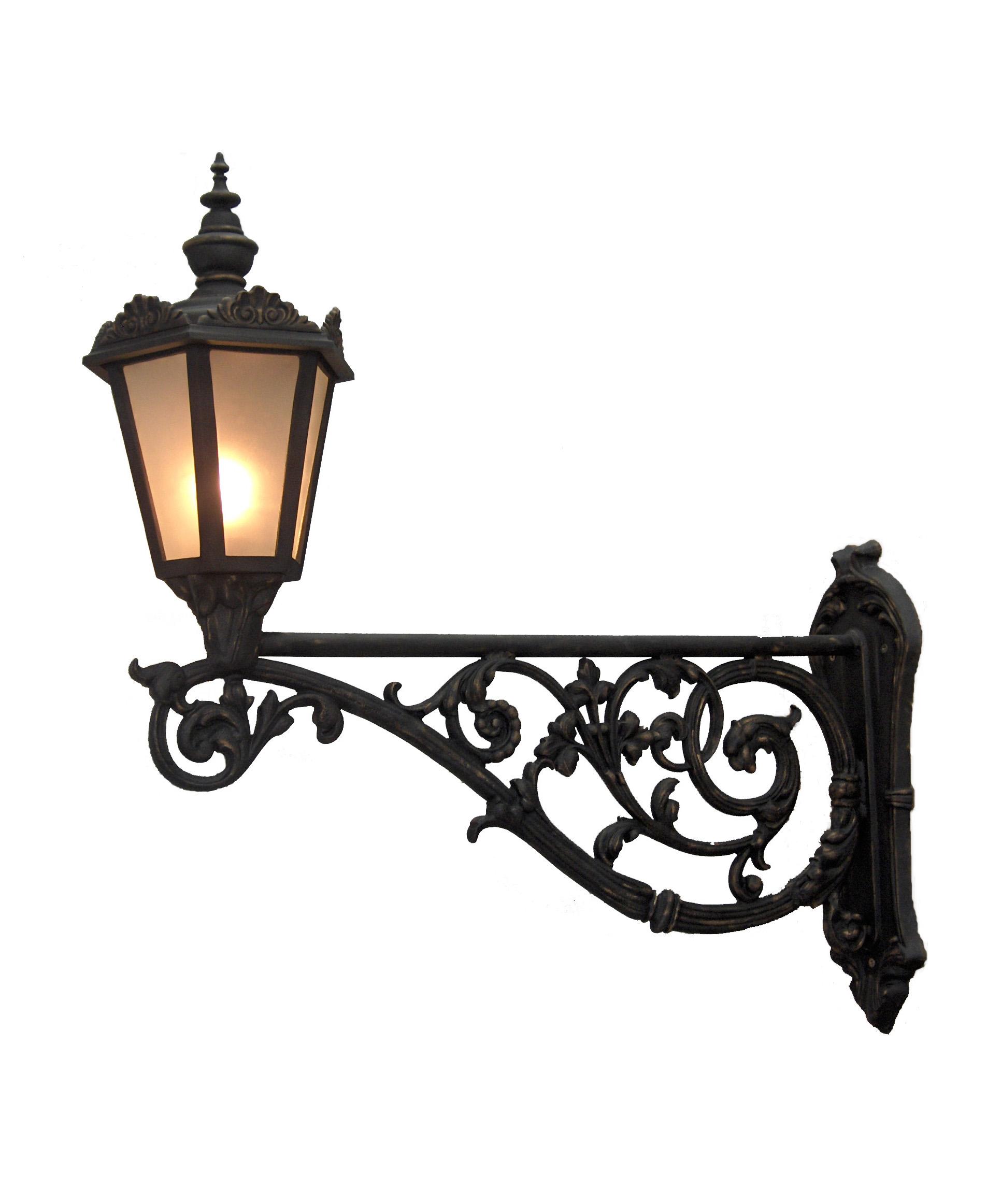 Aplice ornamentale de exterior BRAMAL LIGHT - Poza 1