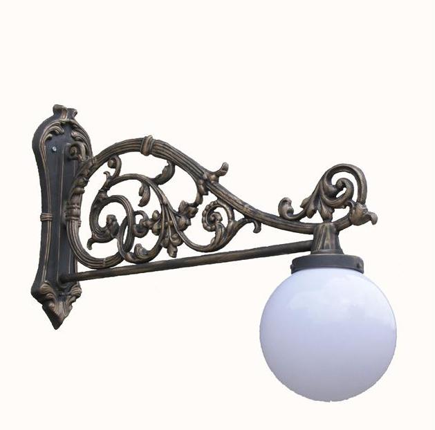 Aplice ornamentale de exterior BRAMAL LIGHT - Poza 2