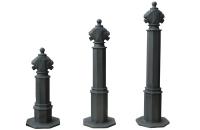 Stalpi ornamentali si aplice de exterior BRAMAL LIGHT