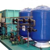 Documentatie tehnica statie tratare apa
