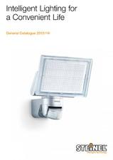 Corpuri de iluminat casnic cu senzori STEINEL