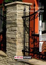Accesorii pentru garduri, terase si balcoane STAR STONE