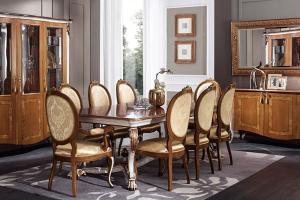 Mobilier dinning  SEVEN SEDIE ofera o gama variata de mobilier dinning din lemn de fag si fibre de inalta calitate.