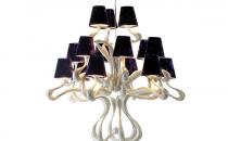 Candelabre, lustre JACCO MARIS ofera 4 modele de candelabre si lustre: Ode 1647; Montone; Paraaf; The Outsider