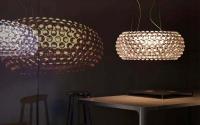 Lustre FOSCARINI ofera o gama variata de lustre. El a reusit sa dezvolte colectia sa de modele cu o personalitate puternica, fructul rezultat intre contopirea dintre coerenta, proiectare si productie.