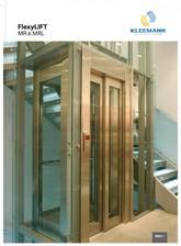 Lift hidraulic cu dimensiuni flexibile KLEEMANN