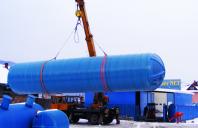 Rezervoare subterane si supraterane din fibra de sticla CRIBER