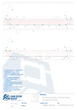 Placari pentru fatade ventilate - sectiune orizontala montaj orizontal CS OSS