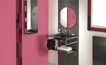 Amenajari baie Mixati culorile si incercati abordari moderne pentru a crea noi viziuni ale design-ului baii dumneavoastra cu sticla decorativa oferita de Saint Gobain Glass.