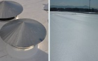Membrane PVC pentru terase, terase gradina RENOLIT ofera o gama variata de membrane pentru terase. Aceste membrane se poate aplica si pe acoperisuri inclinate sau cu suprafete curbe.