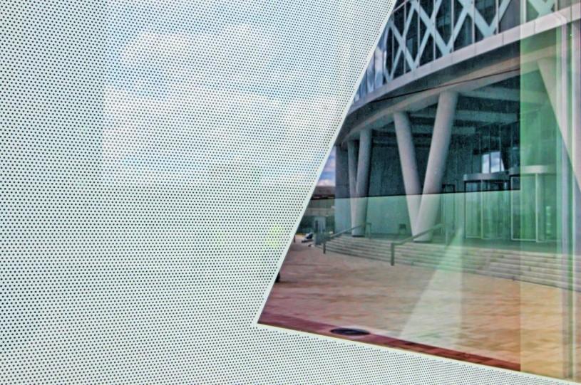 Lucrari, proiecte Prelucrare vitraje exterioare si interioare SPECTRUM INDUSTRIES - Poza 4