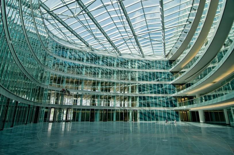 Lucrari, proiecte Prelucrare vitraje exterioare si interioare SPECTRUM INDUSTRIES - Poza 10