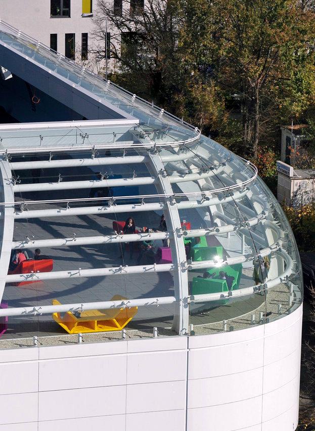 Lucrari, proiecte Prelucrare sticla si montaj SPECTRUM INDUSTRIES - Poza 14