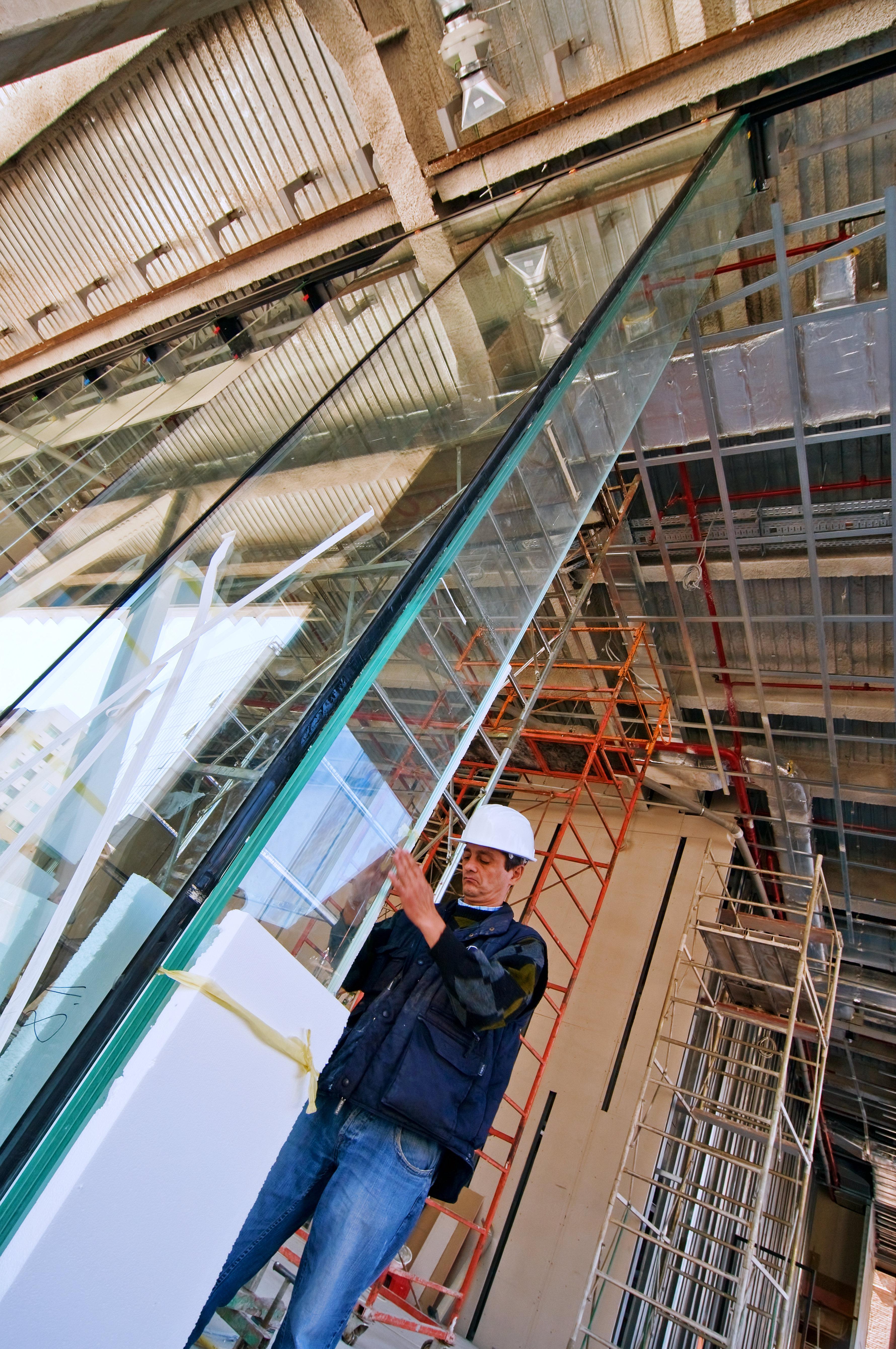 Procesare sticla exterior si interior SPECTRUM INDUSTRIES - Poza 8