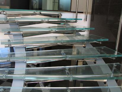 Scara din sticla Diamant SGG Diamant SGG Scara din sticla