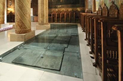 Manastirea Radu Voda Manastirea Radu Voda Manastire cu podeaua din sticla