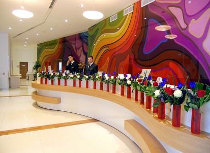 Hotel Marshal Garden Bucuresti Hotel Marshal Garden Amenajare hotel din Bucuresti