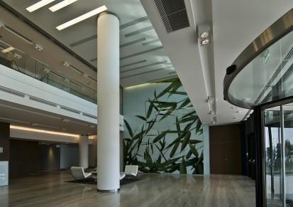 Centrul de business si conferinte state-of-the-art Wilbrook Platinum Willbrook Platinum Prelucrare sticla centrul de business si