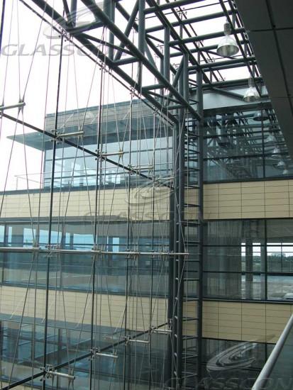 Prelucrare sticla complex de birouri Baneasa Business & Technology Park Baneasa Business & Technology Park Prelucrare