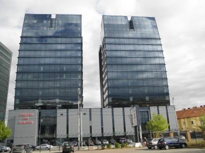 Centrul de afaceri Sibiu Centrul de Afaceri Sibiu Prelucrare sticla complex de birouri