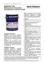 Membrana de hidroizolatie poliuretanica cu aplicare lichida MARIS POLYMERS